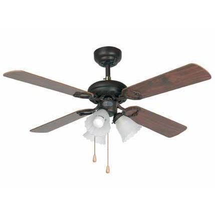 Вентилятор-светильник Lisboa Faro 33102