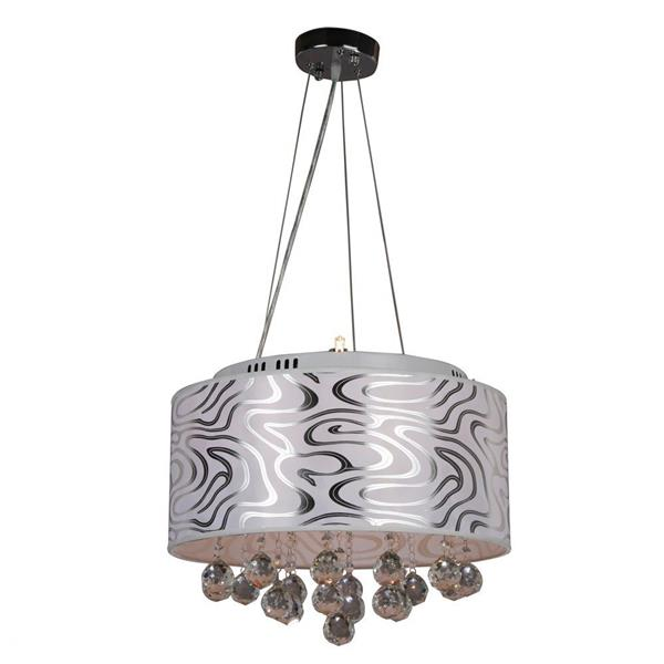Люстра подвесная Wunderlicht 22716-450CH-LED