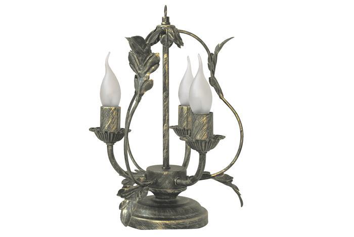 Настольная лампа кованая Настольная Венеция