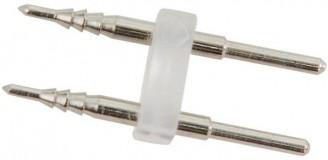 Соединитель LD117/SANAN для светодиодных лент SMD 2835 220V в силиконе