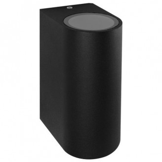 Архитектурный настенный светильник DH015 PAR16/GU10 черный IP54