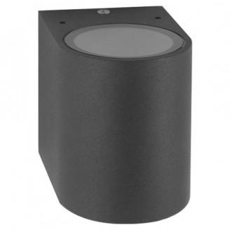 Архитектурный настенный светильник DH014 PAR16/GU10 черный IP54