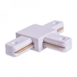 Коннектор Т-образный LD1003 белый 5966
