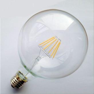 Лампа Едисона G125 LED, 6W. Арт. 1902.
