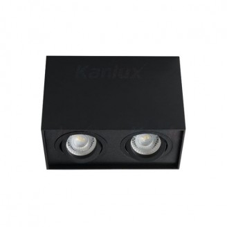 Точечный светильник Kanlux Gord DLP 250-B (25474)