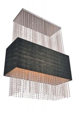 Люстра Azzardo Glamour Pendant (101163 SP5 BK)
