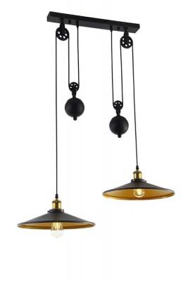 Подвесной светильник Azzardo Sweden 2 (FB7024)