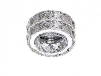 Точечный светильник Azzardo Ester 2 (DM1000-2 CH)