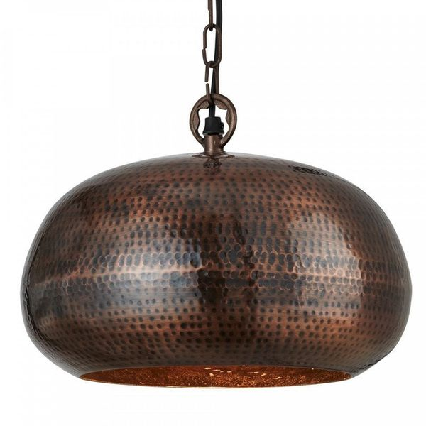 Люстра Searchlight HAMMERED PENDANTS 2094-39BZ