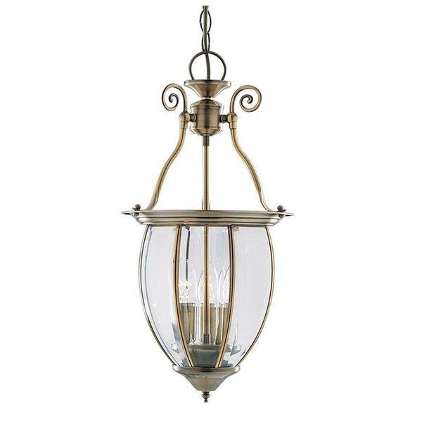 Подвесной светильник Searchlight Lanterns9501-3