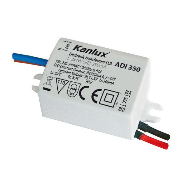 Трансформатор Kanlux ADI 350 1x3W-1440