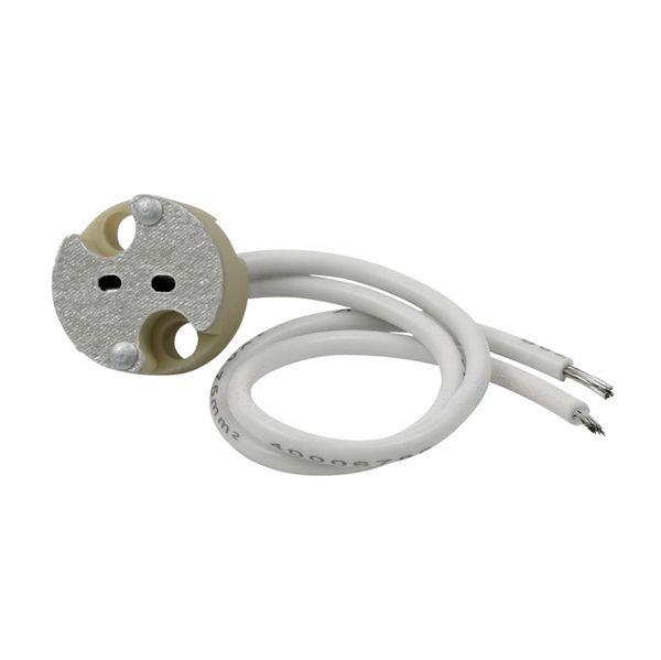 Керамический электропатрон Kanlux HLDR-GX5.3-72109
