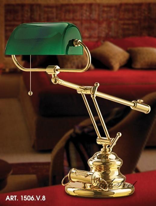 Настольная лампа Moretti 1501.V.8
