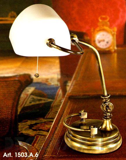 Настольная лампа Moretti 1503.A.6