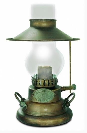 Настольная лампа Moretti