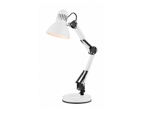 Настольная лампа Searchlight Desk Partner2429wh