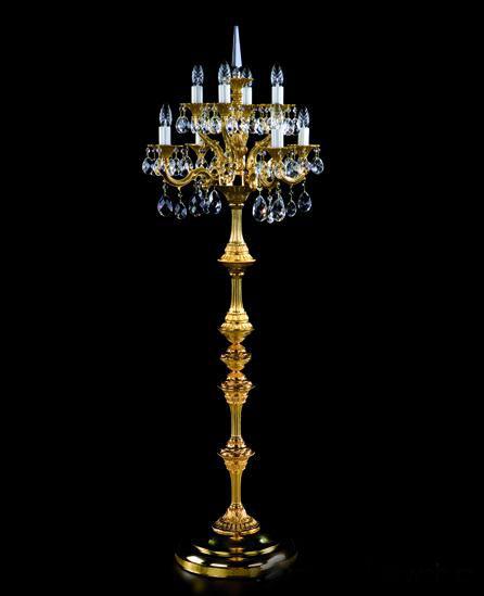 Торшер хрустальный Artglass FELICITA POLISHED CE