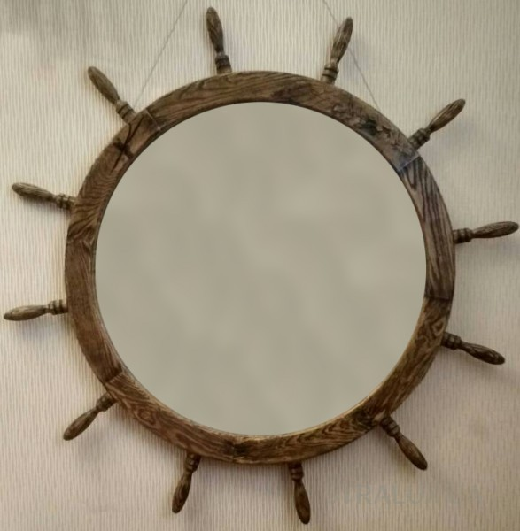 Зеркало Штурвал 12