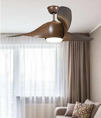 Припотолочная люстра-вентилятор