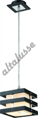 Підвіс Altalusse INL-9215P-1 Chrome Wengue