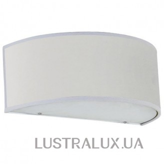 Бра Crystal Lux JEWEL AP1 WHITE