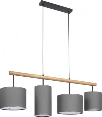 Подвес TK Lighting DEVA GRAPHITE 4458